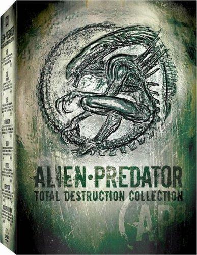 Alien - Predator Total Destruction Collection by 20th Century Fox