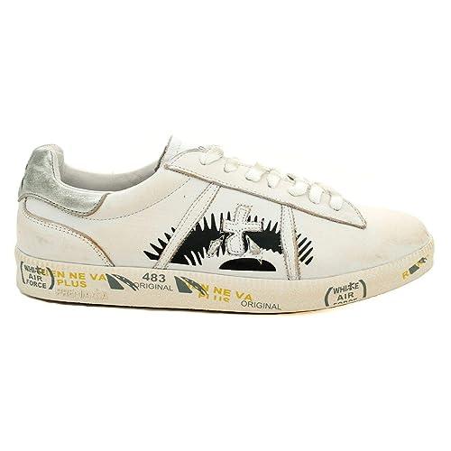 PREMIATA Andy 3092 Sneaker Bianca: Amazon.it: Scarpe e borse