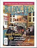 img - for Building Ideas - Summer 1995 (Better Homes and Gardens Special Interest Publications) book / textbook / text book