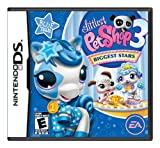Littlest Pet Shop 3 Biggest Stars Blue Team - Nintendo DS