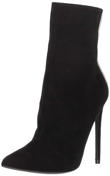 3e4b3c879ea7 Steve Madden Women s WAGU Fashion Boot Black Multi 6 ...