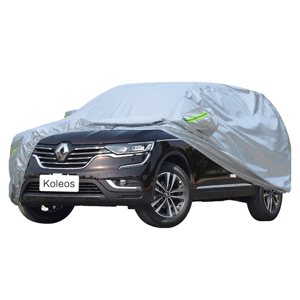SXET-Car cover Car Cover Oxford Cloth Windshield Cover UV Protection Waterproof Scratch-Resistant Renault Koleos Special Car Cover