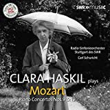 Clara Haskil: Clara Haskil spielt Mozart (Audio CD)