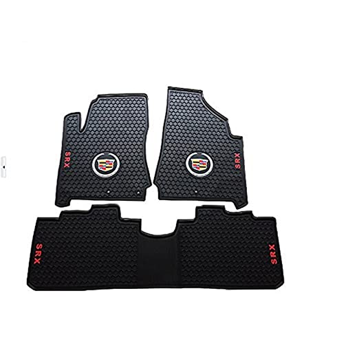 Cadillac Floor Mats With Logo Amazon Com