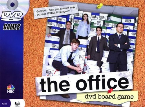 Office DVD Game (Baby First Tv Characters)