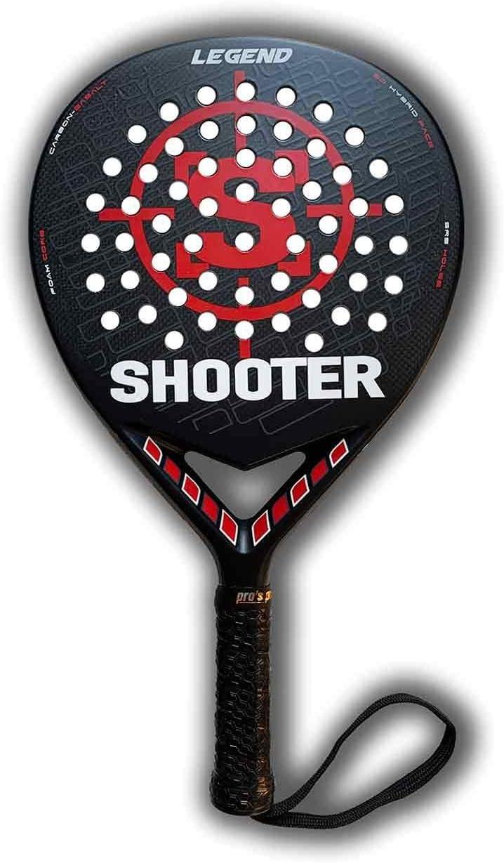 Shooter padel Legend, Pala de Padel Profesional