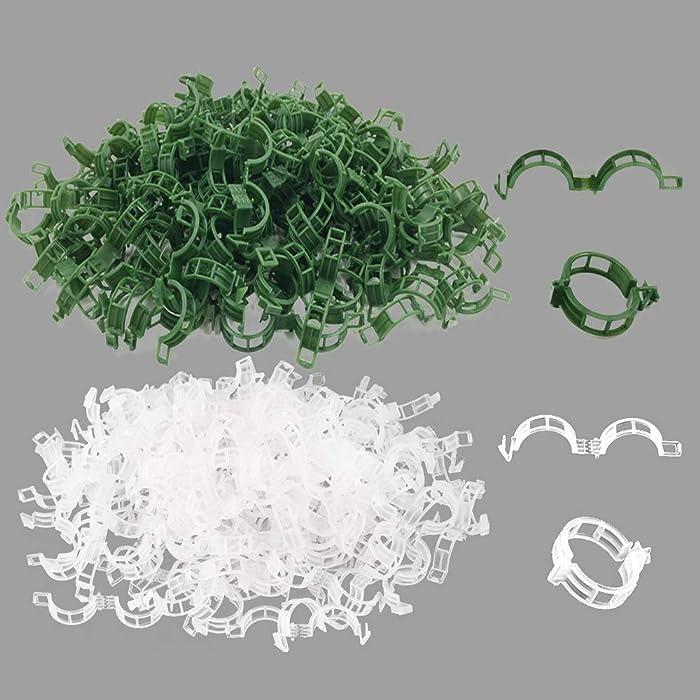 Top 10 Garden Green Plastic Clips