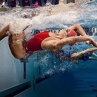 Speedo Women's Power Flex Eco Revolve Splice Energy Back One Piece Swimsuit