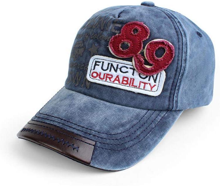 Gorras de béisbol lavadas para hombres y mujeres hechas con gorras ...