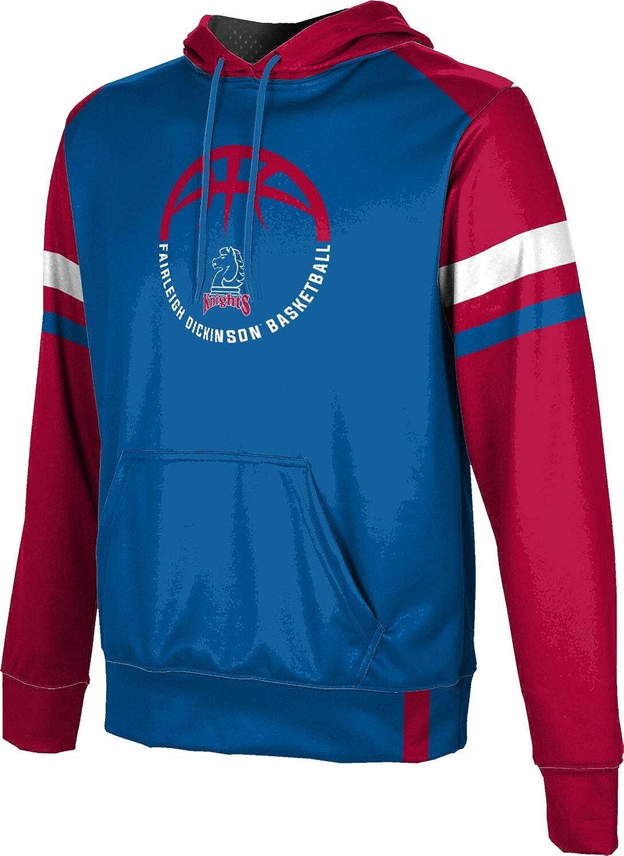 Old School ProSphere Fairleigh Dickinson University Basketball Boys Pullover Hoodie