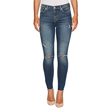 dab94175df9e Hudson Jeans Barbara High Rise Skinny Jeans in Nowhere Girl at ...