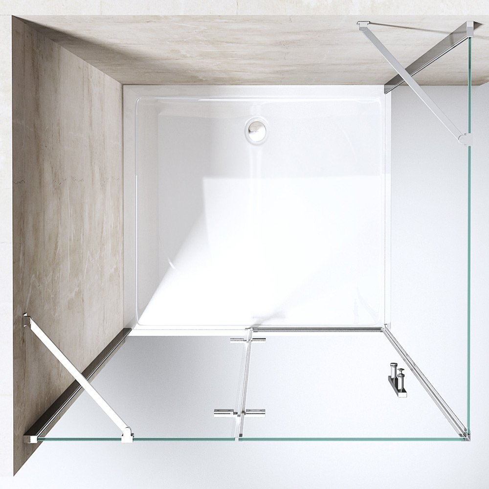 Sogood Haltestange GWH01 aus Edelstahl flexible Montage durch Beweglich Haltepunkte