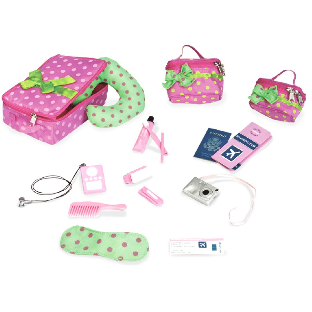 Our Generation Pegged Accessory - Luggage & Travel Set by Our Generation (Image #4)