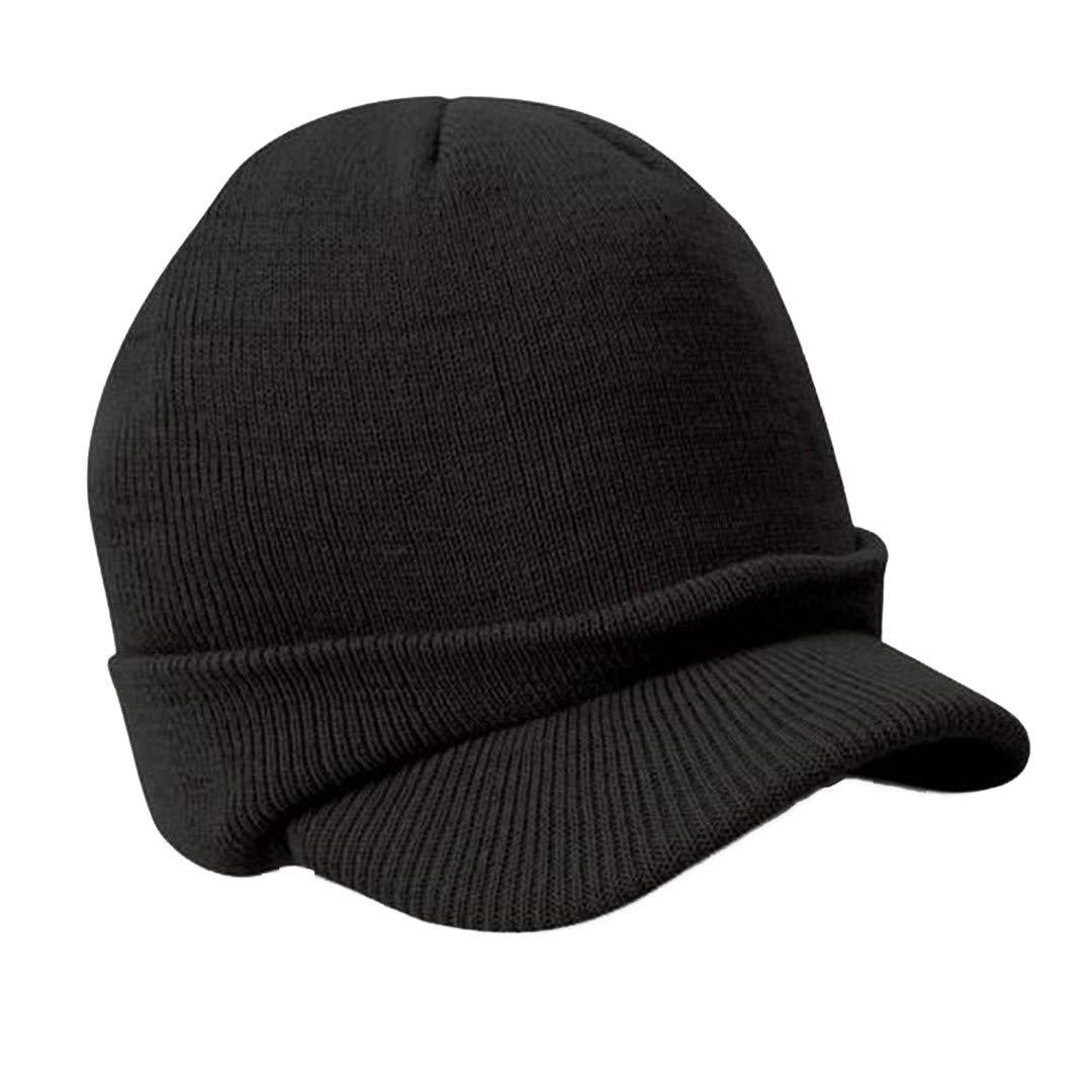ZHENYSHKD Men Women Caps Knit Baggy Beanie Oversize Winter Hat Ski Slouchy Chic Cap New