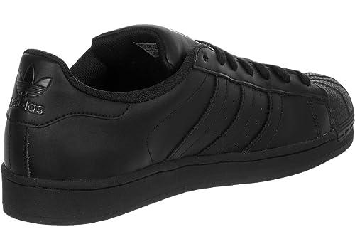 low priced 6a2b1 bf738 Adidas Superstar Foundation Scarpa Black Black