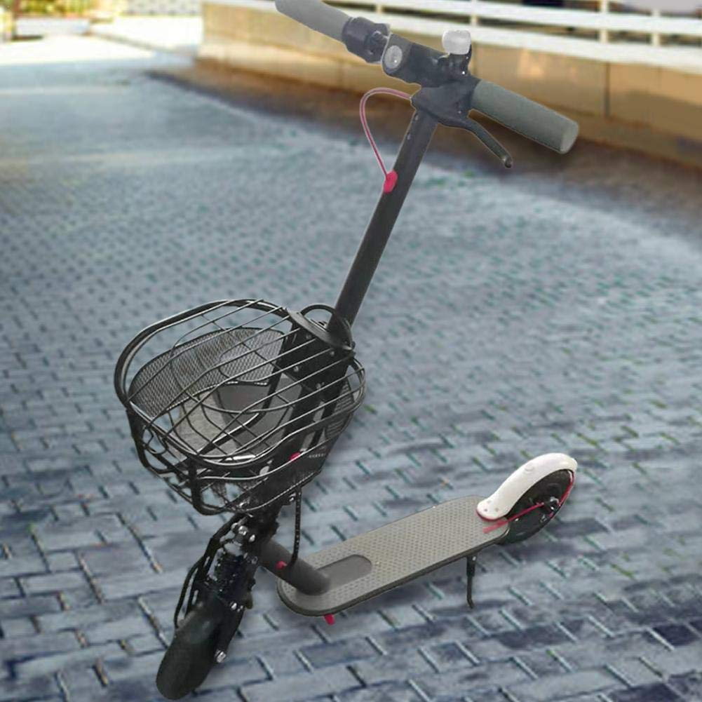 Cesta De Bicicleta Eléctrica,Scooter Eléctrico Para Adultos ...