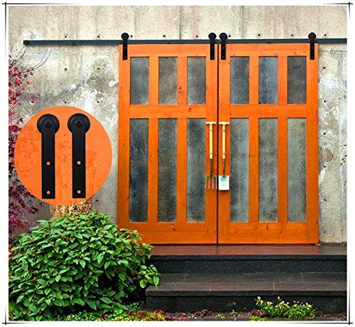 outdoor barn door hardware - 9