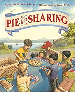 Image result for pie is for sharing amazon