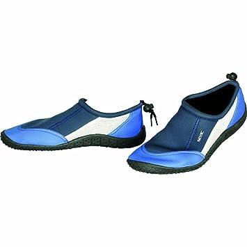 Seac Reef - Escarpines, unisex, color azul, talla 38