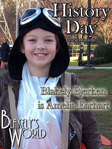 Amelia Earhart Costume Amazon (Blakely Bjerken is Amelia Earhart)