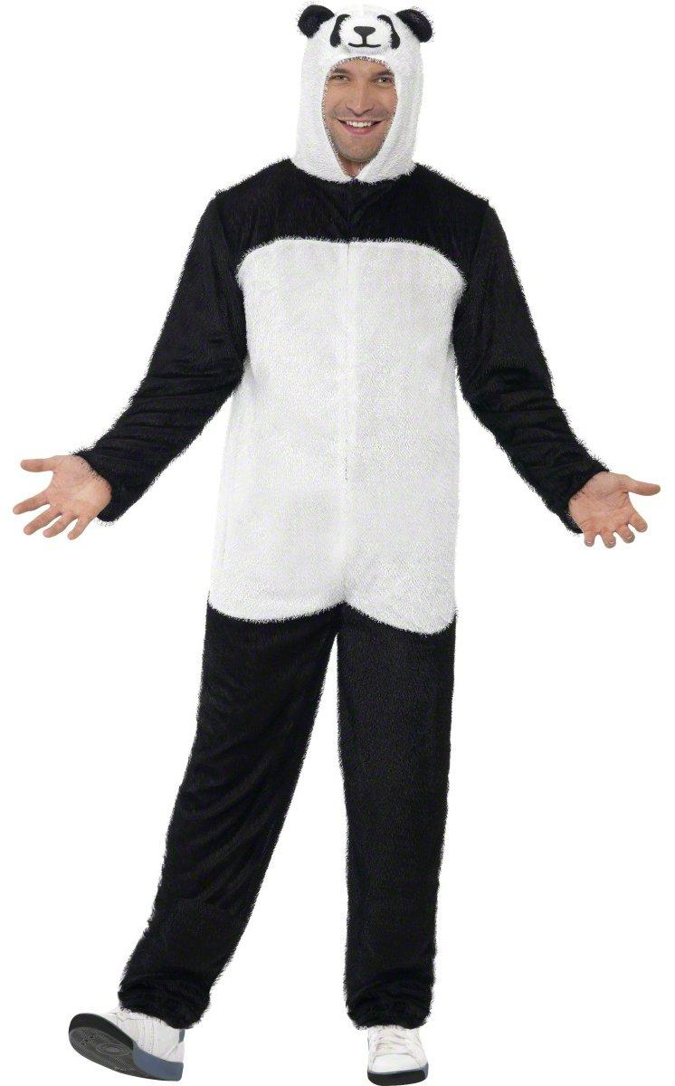 Disfraz de oso panda para adulto - M: Amazon.es: Juguetes y juegos
