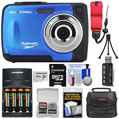 Bell Howell Waterproof Digital Camera - 5