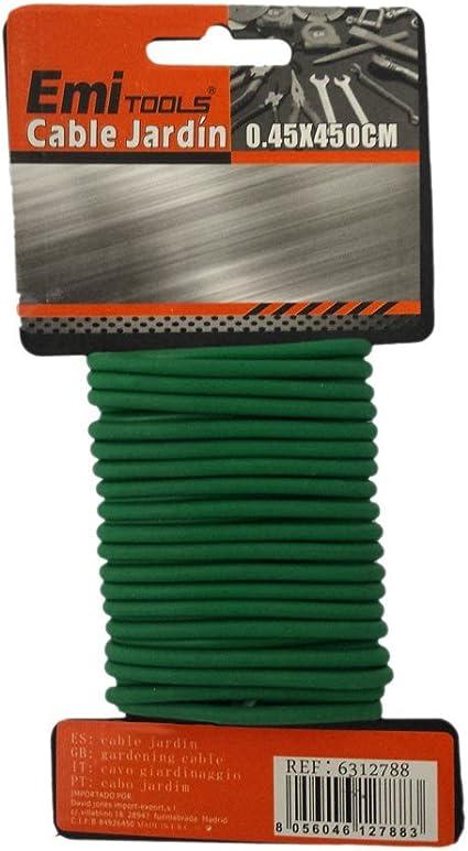 Emi Tools - Cable de jardinería: Amazon.es: Hogar