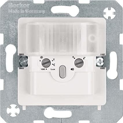 Hager 2995 - Detector de movimiento 2 cables