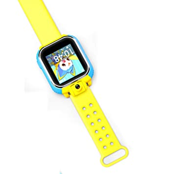 Smartwatch para niños con GPS Tracker Game Smart Watch ...