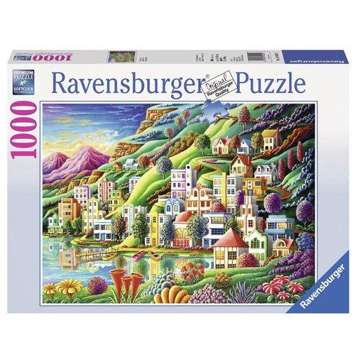 Ravensburger Dream City Jigsaw Puzzle (1000-Piece)