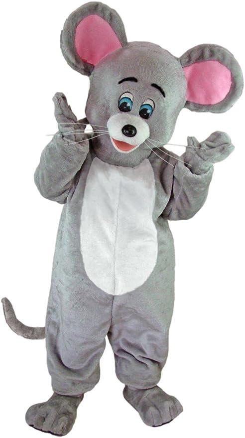 Gris Ratón mascota disfraz: Amazon.es: Electrónica