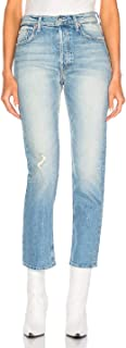 product image for The Tomcat Ankle High-Rise Straight Leg Jeans in Gospel Grace