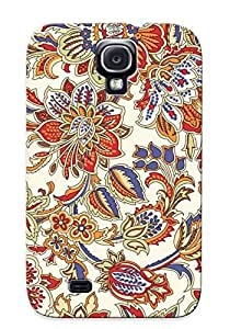 Ellent Galaxy S4 Case Tpu Cover Back Skin Protector Floral Pattern For Lovers' Gifts