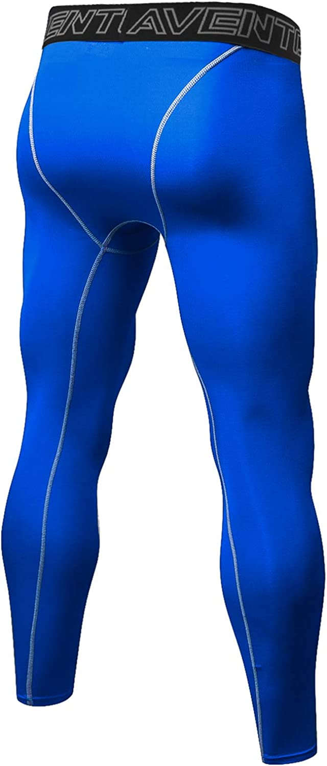 Lavento Mens Compression Base Layer Leggings Running Tights Active Base  Layers
