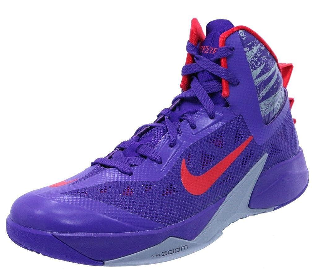 [NIKE] Zoom Hyperfuse 2013メンズバスケットボールシューズ カラー: パープル B00K4T586S