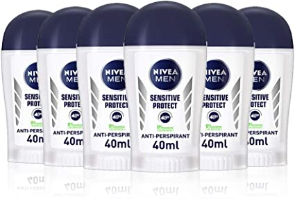Nivea men - Sensitive protect 48h anti - perspirant, desodorante ...