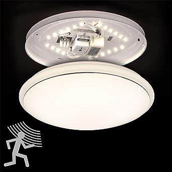 Led Deckenlampe Mit Bewegungsmelder Automatikleuchte Sensorlampe