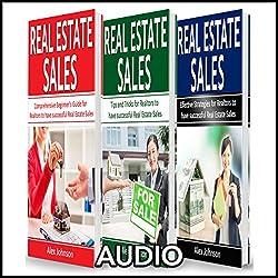 Real Estate Sales: 3 Manuscripts in 1