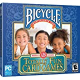 Bicycle Totally Cool Card Games (Jewel Case)