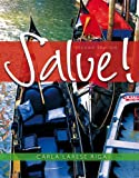 img - for Student Activity Manual for Riga's Salve! book / textbook / text book