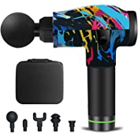 Panzhang Massage Gun Powerful Cordless Handheld Deep Tissue&Muscle Tension Relief Massager