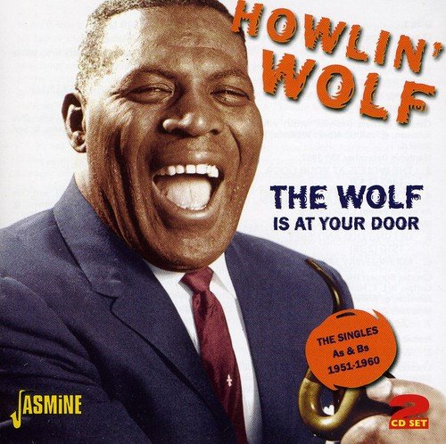 CD : Howlin' Wolf - Wolf Is at Your Door (2 Disc)