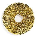 Gold Bow Wreath - 26'' Diameter
