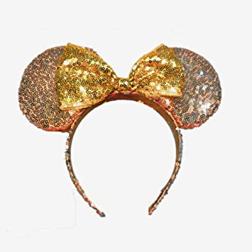 Amazon.com   Mickey Mouse Ears af1c8dc3b5e