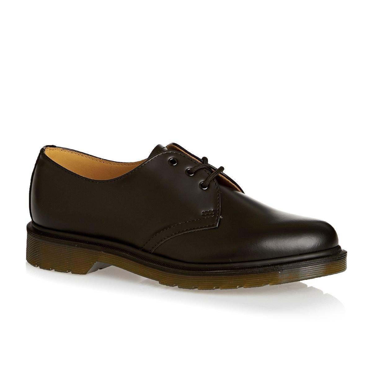 TALLA 40 EU. Dr. Martens 1461 Crazy Horse, Zapatos de Cordones Unisex Adulto