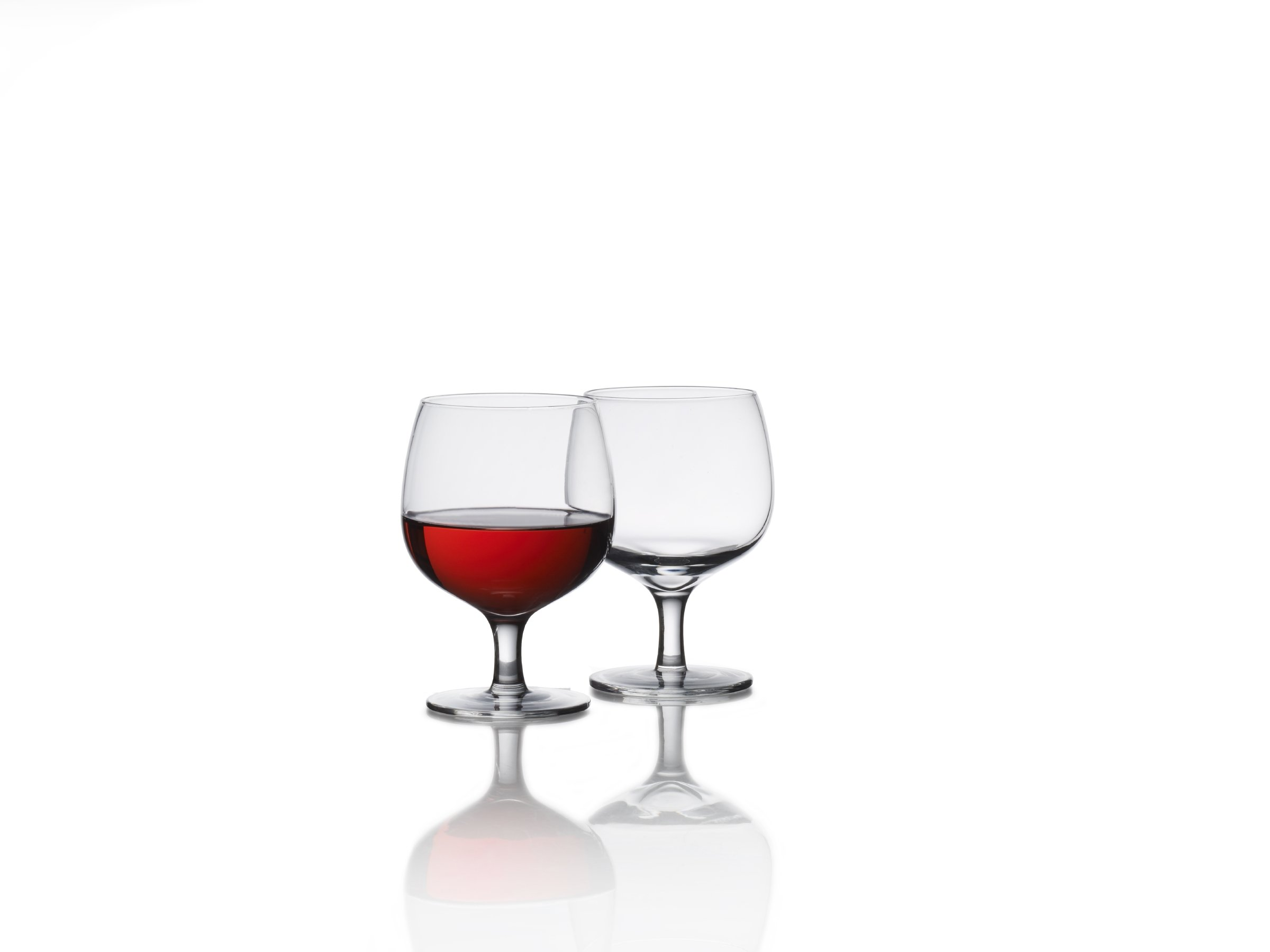Mikasa Drink4 Stacking Wine Glass, 12.5-Ounce, Set of 4 by Mikasa (Image #2)