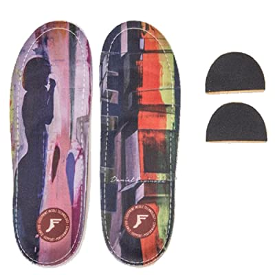 Footprint Orthotic Daniel Espinoza Insole