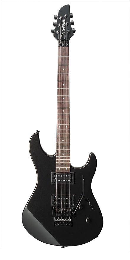 Yamaha RGX220DZ Electric guitar Sólido 6strings Negro, Rosewood - Guitarra (6 cuerdas, 1