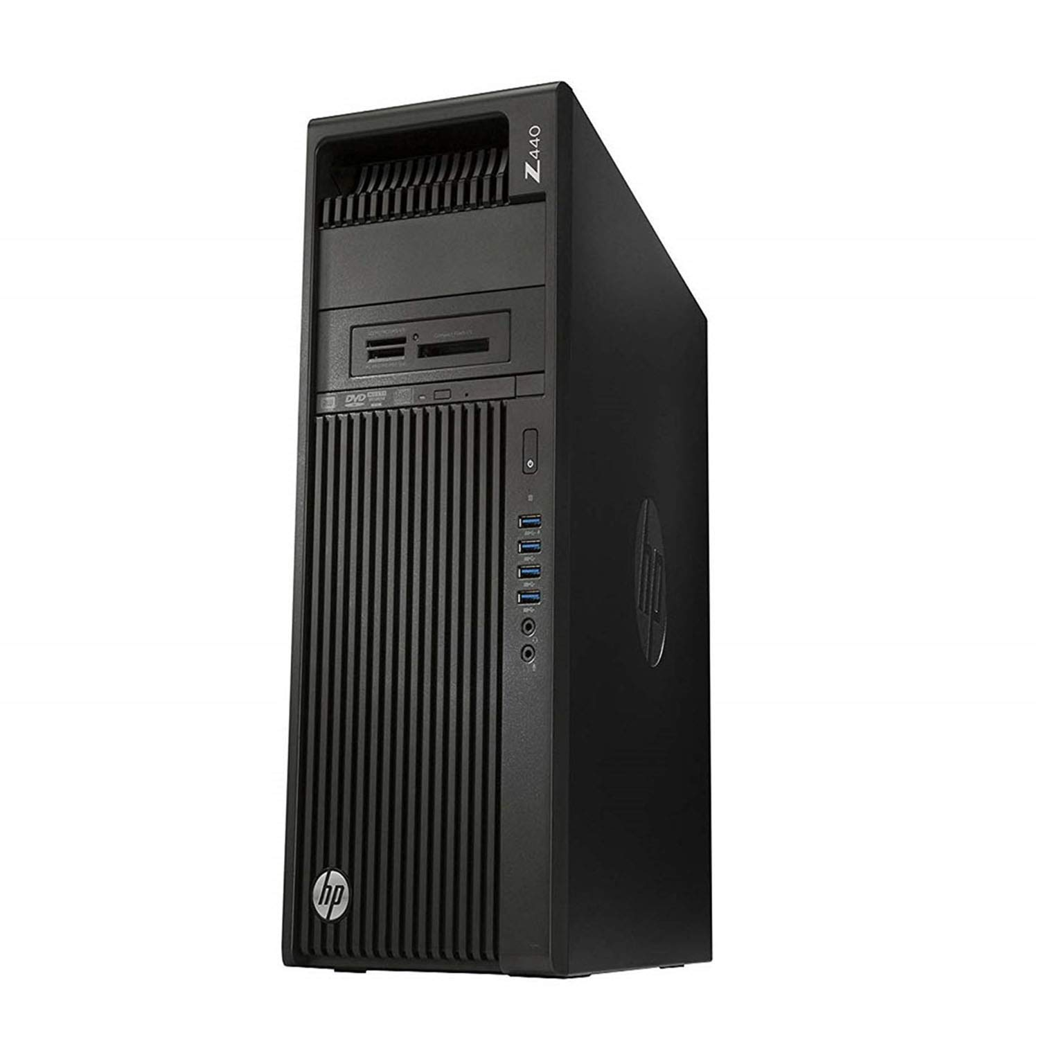 HP Z440 Premium School and Business Tower Workstation Desktop PC (Intel Xeon E5-1603V4 Quad-Core, 64GB RAM, 512GB Sata SSD, DVD, Gigabit Ethernet, Win 10 Pro) B07HPG3VM6  4TB SSD 4TB SSD|128GB RAM | Win 7 Pro