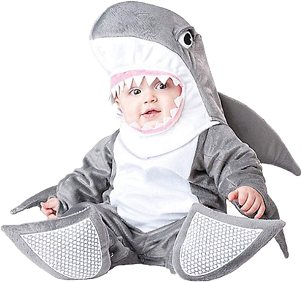 Haole Zaily Toddler Baby Halloween Animal Costumes Outfit for Boys/Girls